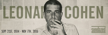 Our Leonard Cohen catalog