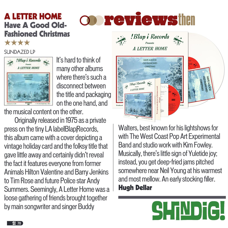 Shindig Review