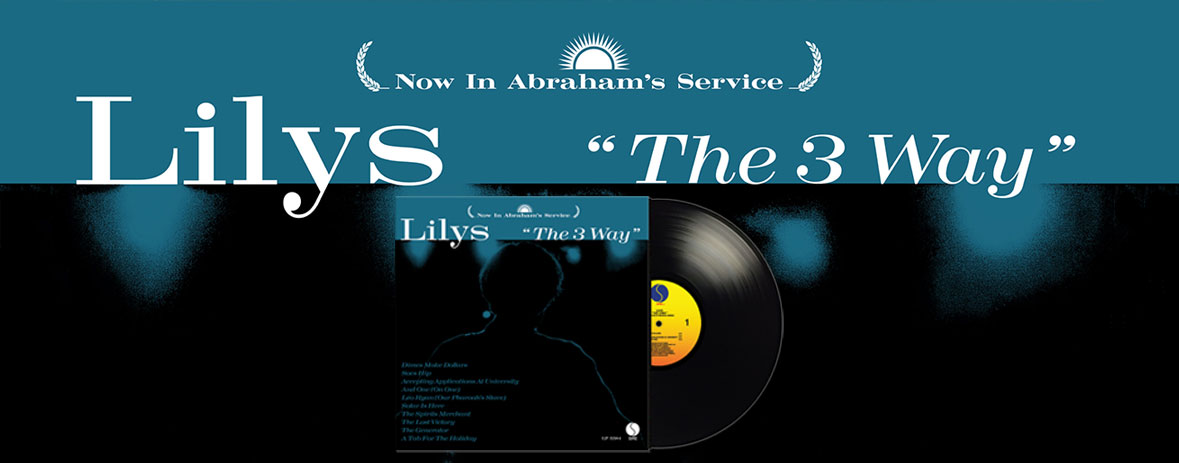 Lilys - The 3 Way - Finally on vinyl!