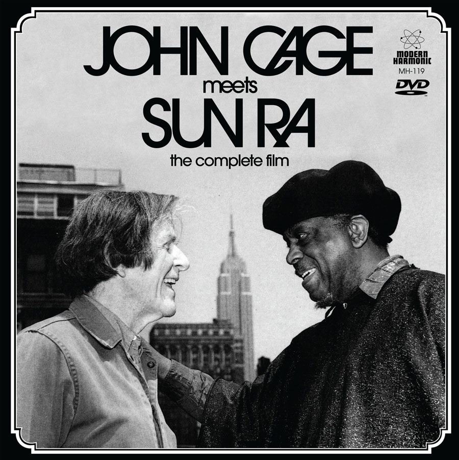 "Cage, John & Sun Ra - John Cage Meets Sun Ra: The Complete Film - DVD + 7"" Single - MH-119"