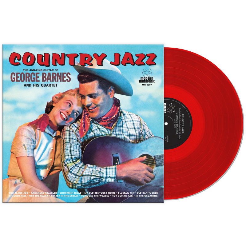 Barnes, George - Country Jazz - LP