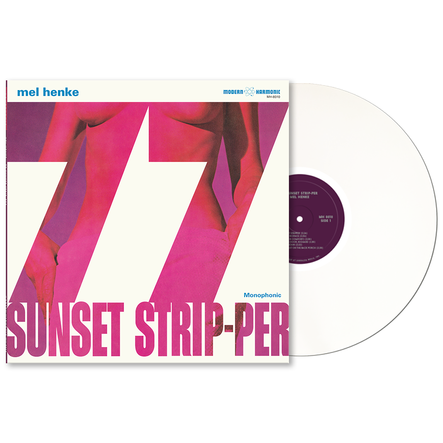 Henke, Mel - Sunset Strip-per - LP
