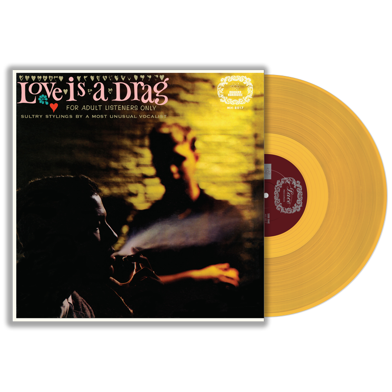 Love Is A Drag - For Adult Listeners Only - LP