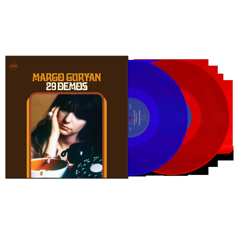 Guryan, Margo - 29 Demos - Colored Vinyl 2-LP - MH-8023