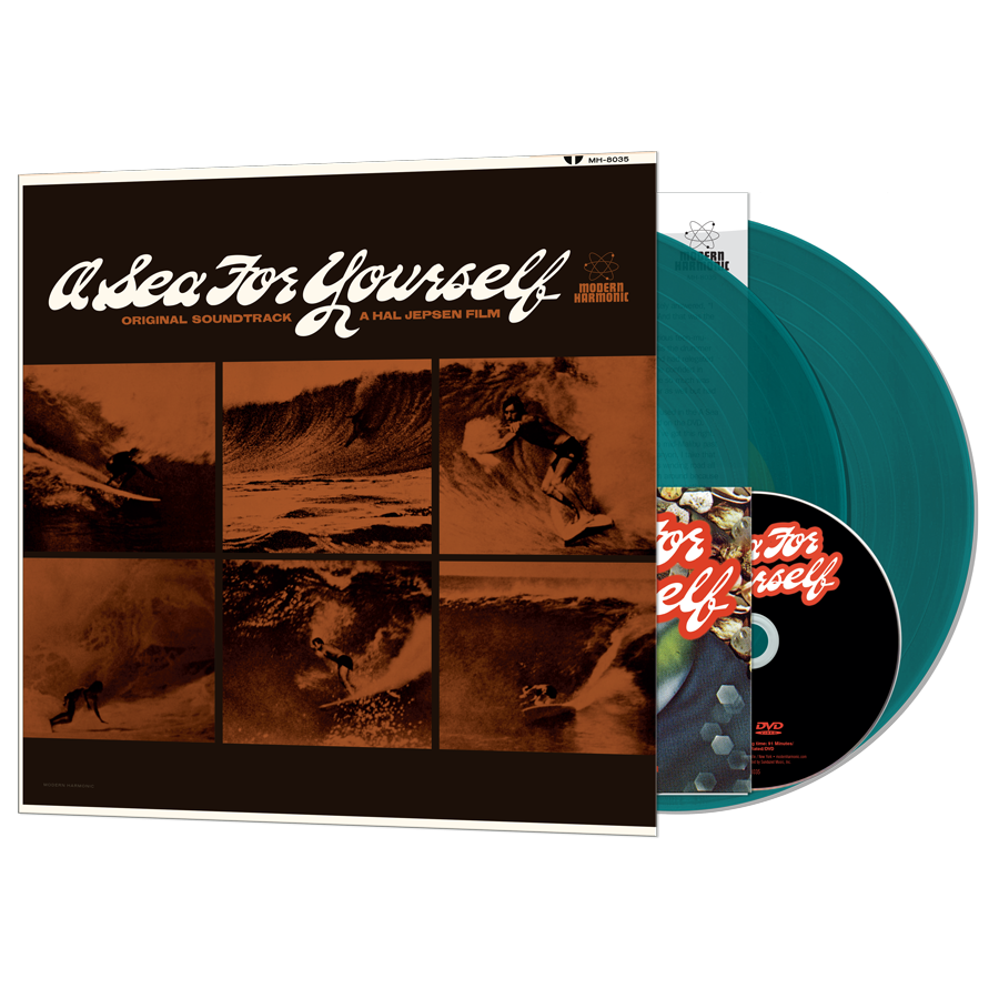 A Sea For Yourself - 2-LP