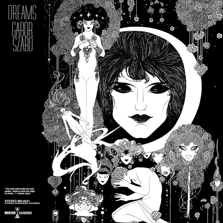 Szabo, Gabor - Dreams - Black LP - Vinyl Me Please Exclusive - LP-MH-8041VMP
