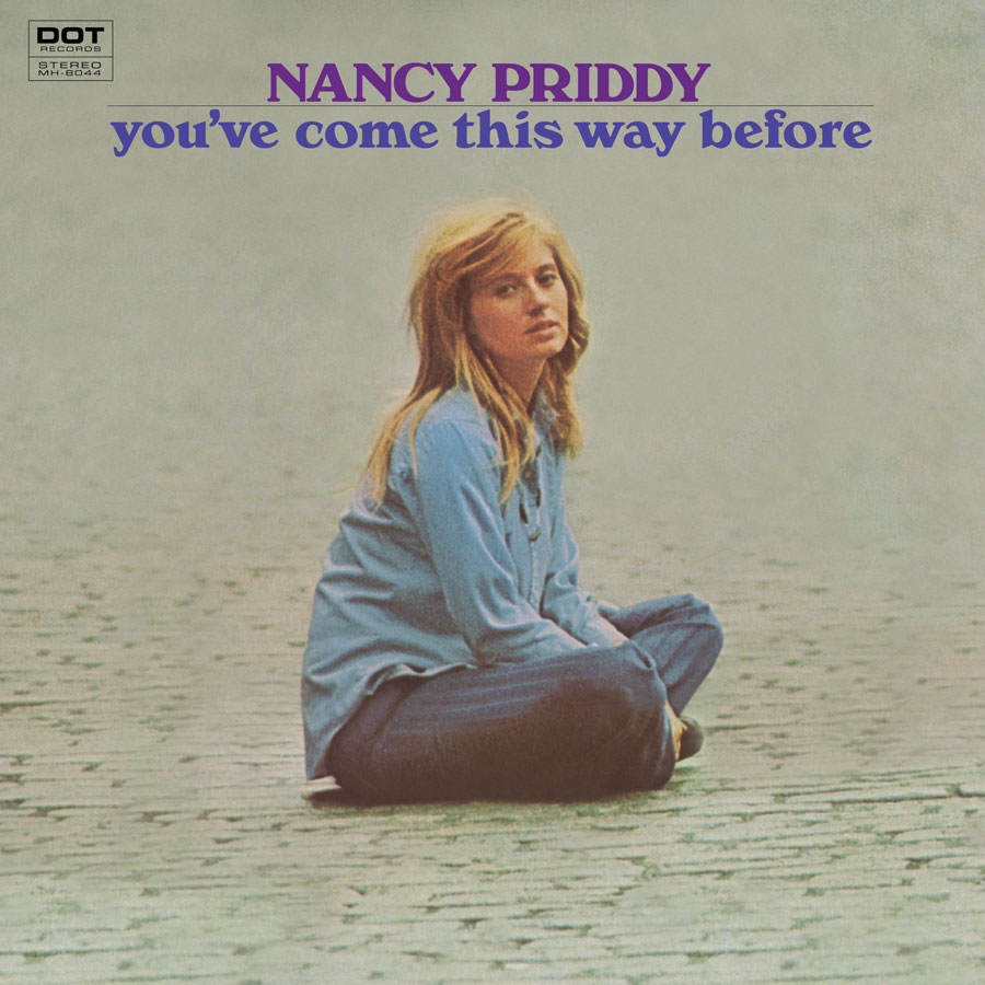Nancy Priddy Cover