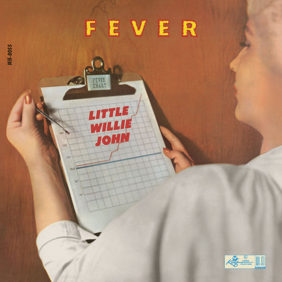 Little Willie John - Fever - LP