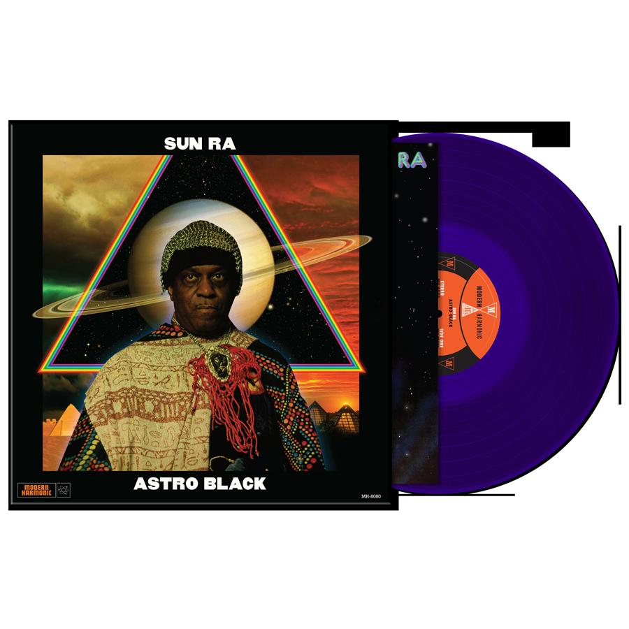 Sun Ra - Astro Black - LP