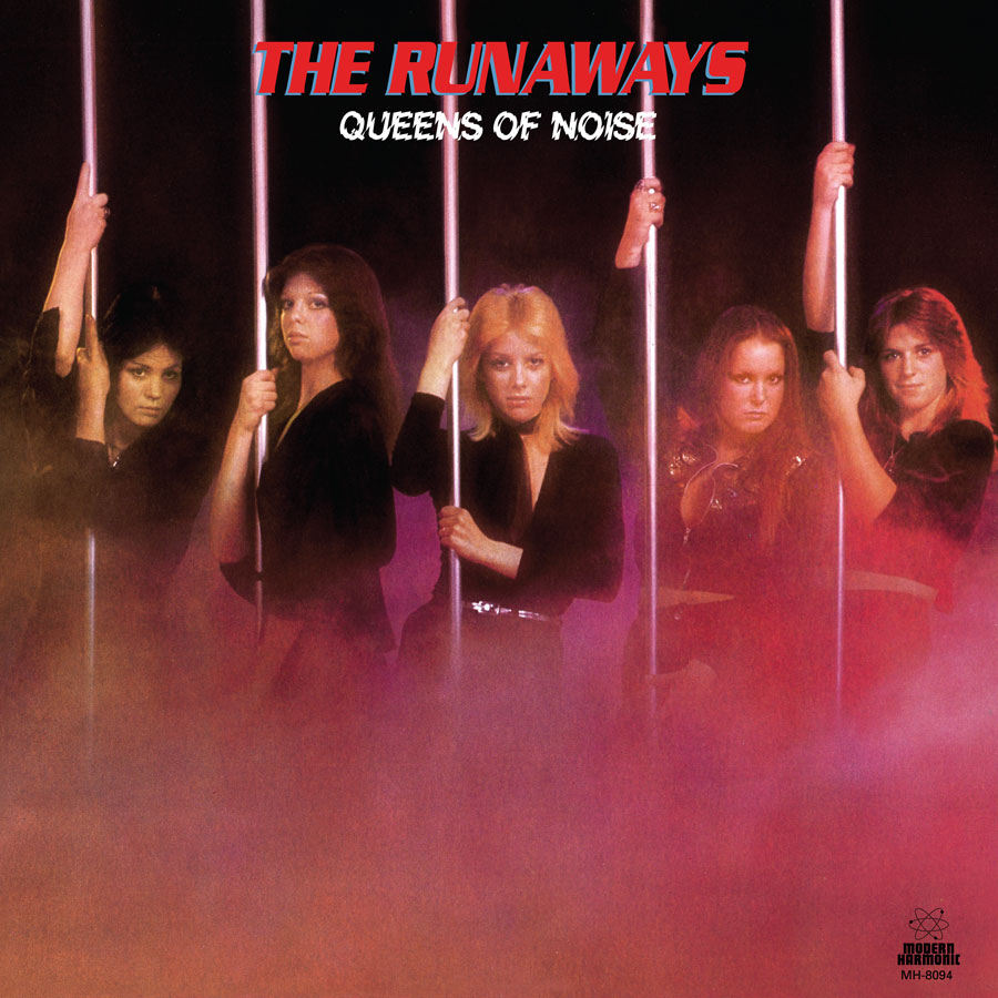 Runaways, The - Queens Of Noise - LP - MH-8094