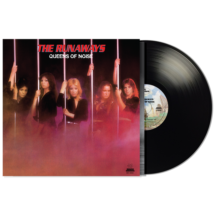 Runaways, The - Queens Of Noise - LP