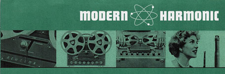 Check out our sister label, Modern Harmonic!