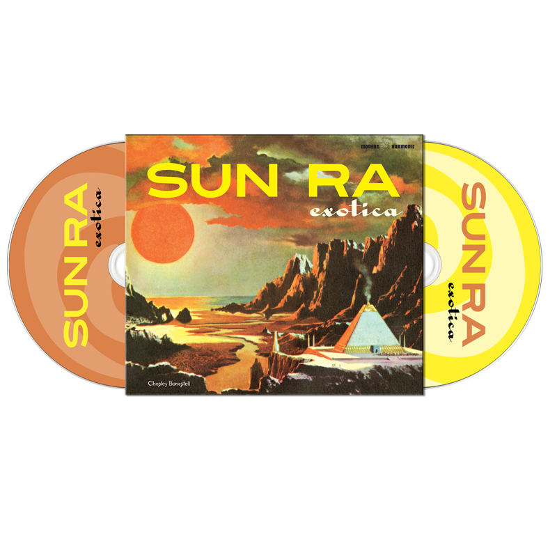 Sun Ra - Exotica - 2-CD Set