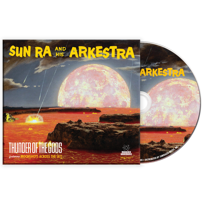 Sun Ra - Thunder Of The Gods - CD - MHCD-021