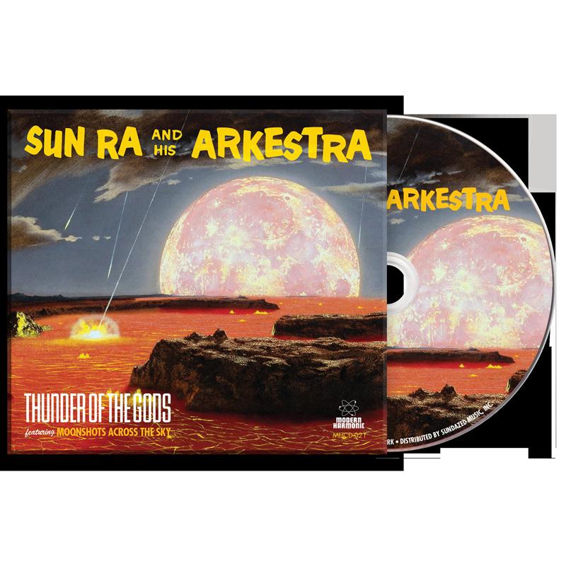 Sun Ra - Thunder Of The Gods - CD - MHCD-021