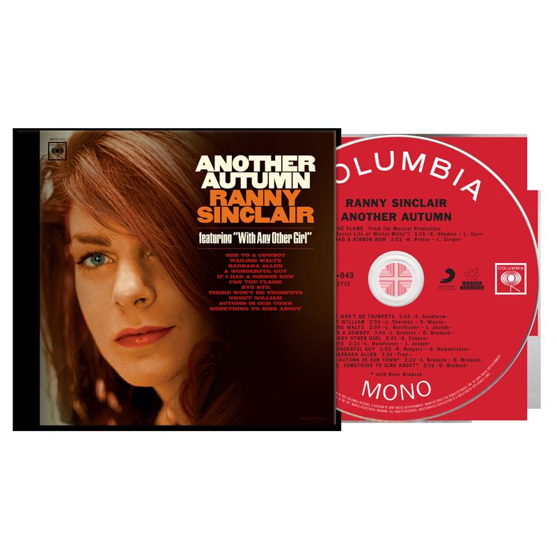 Sinclair, Ranny - Another Autumn - CD