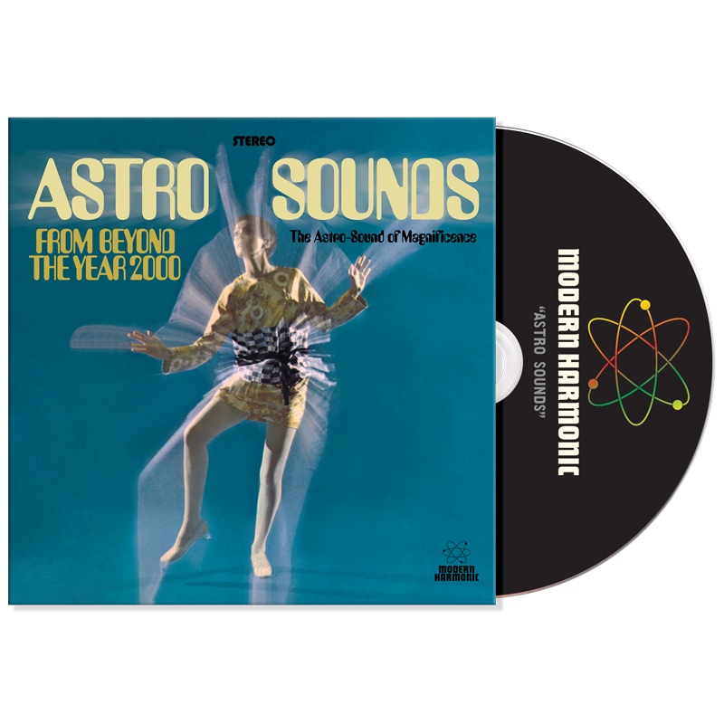 Astro Sounds - From Beyond The Year 2000 - CD - MHCD-048