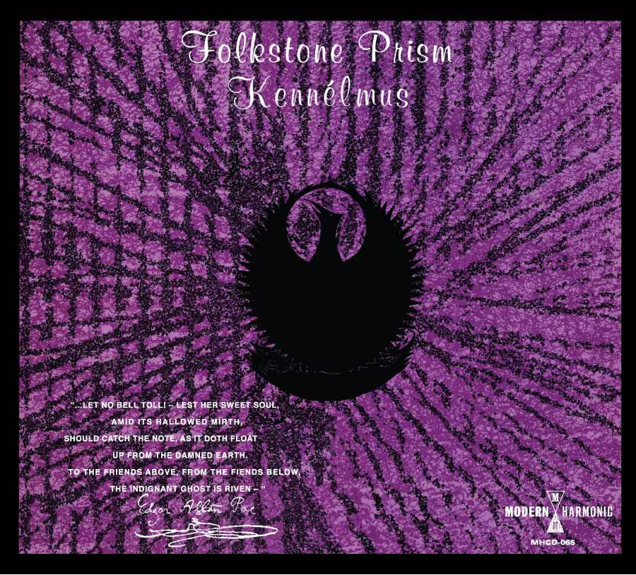 Kennélmus - Folkstone Prism - CD - CD-MH-065