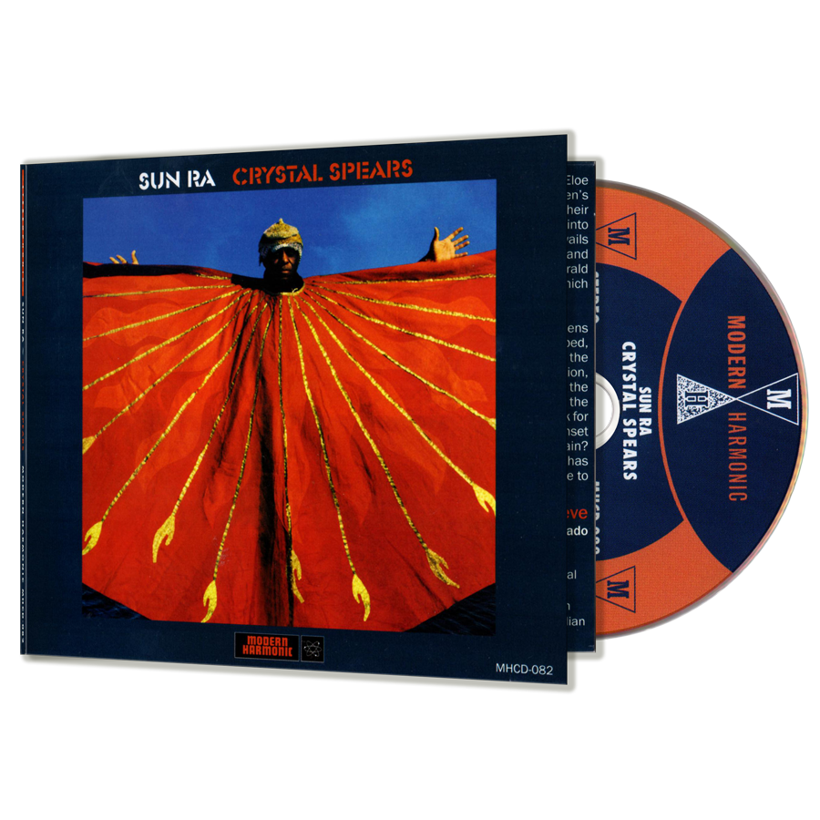 Sun Ra - Crystal Spears - CD
