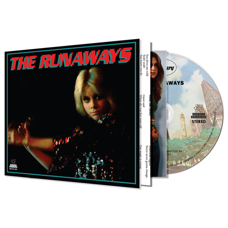 Runaways, The - The Runaways - CD