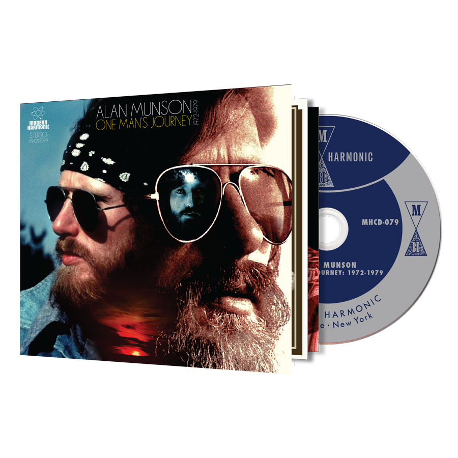 Munson, Alan - One Man's Journey - CD