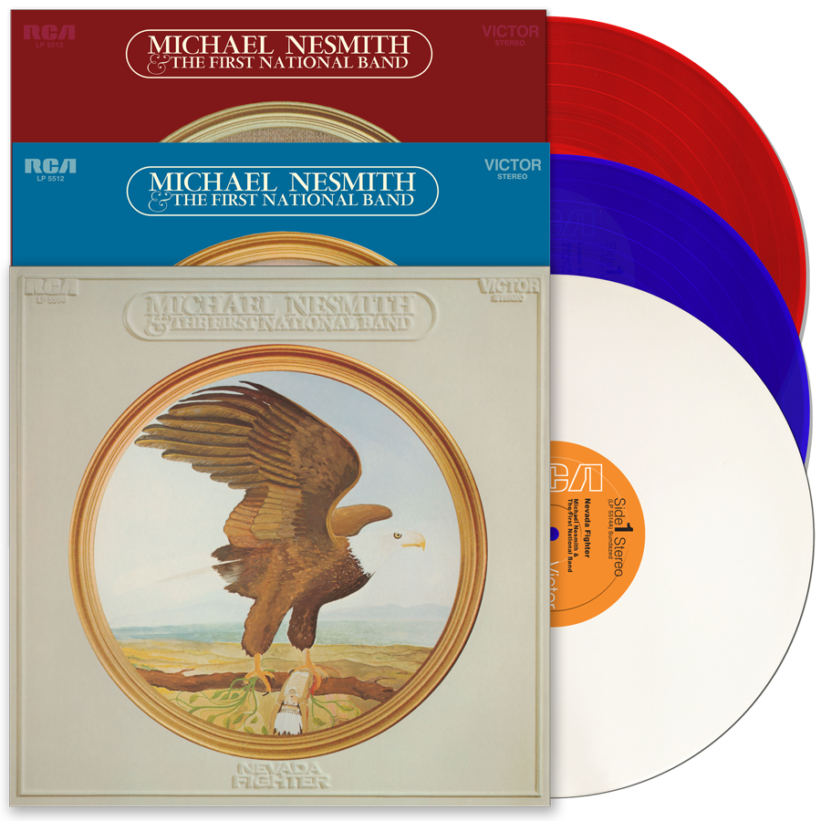 Nesmith, Michael LP Bundle