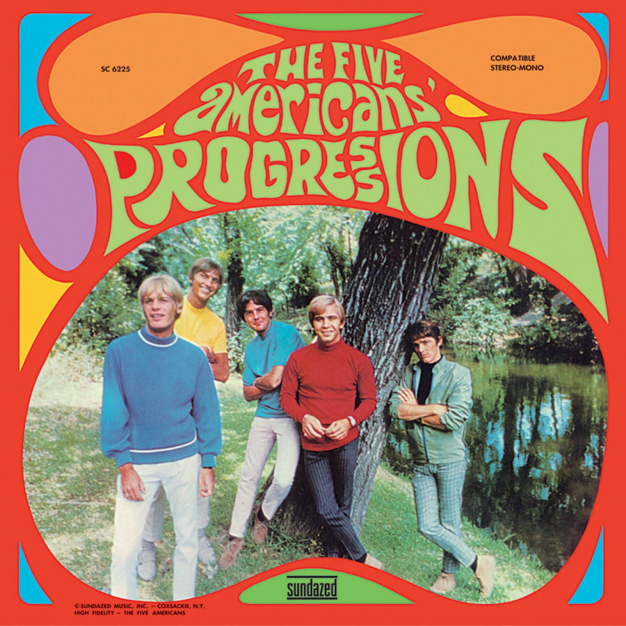 Five Americans, The - Progressions