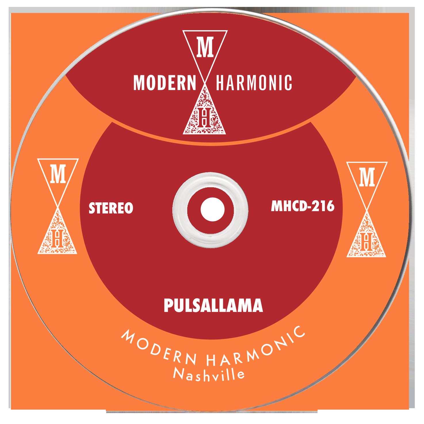 Pulsallama - Pulsallama - CD - CD-MHCD-216