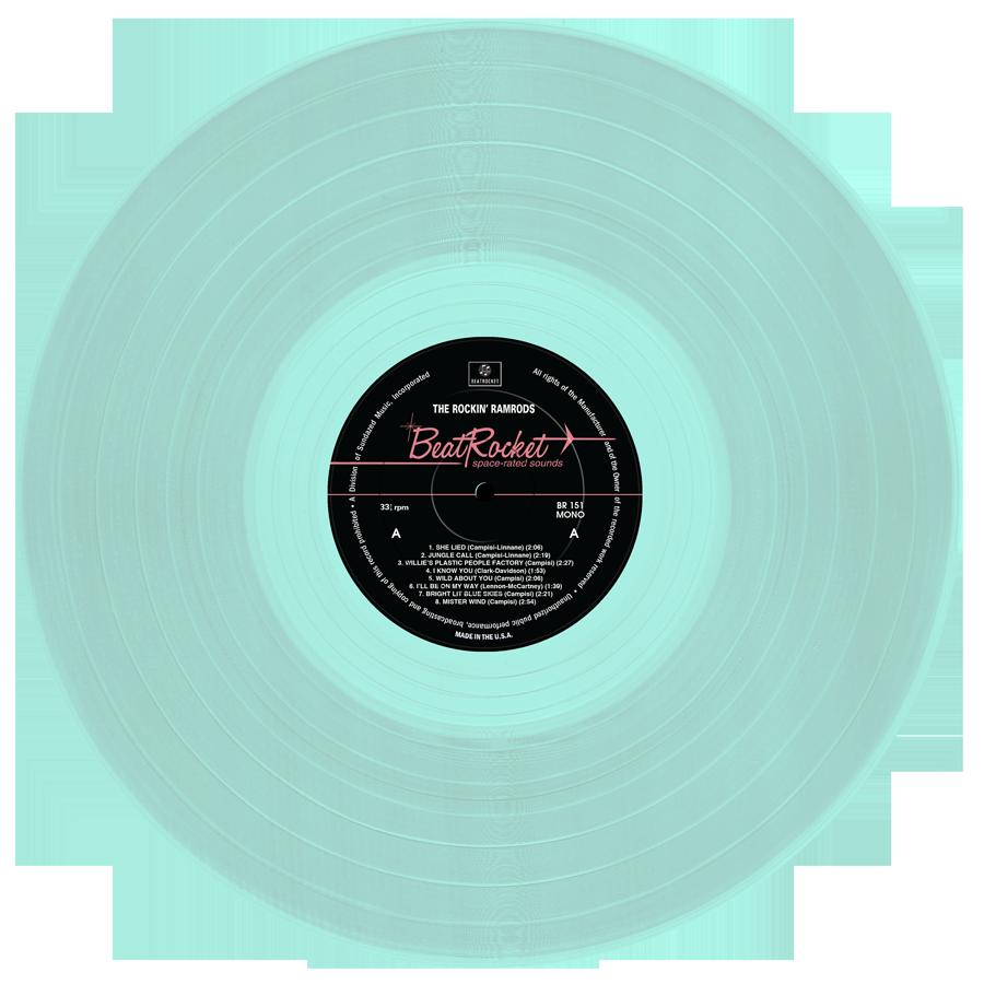 Rockin' Ramrods, The - The Rockin' Ramrods - LP - BR 151