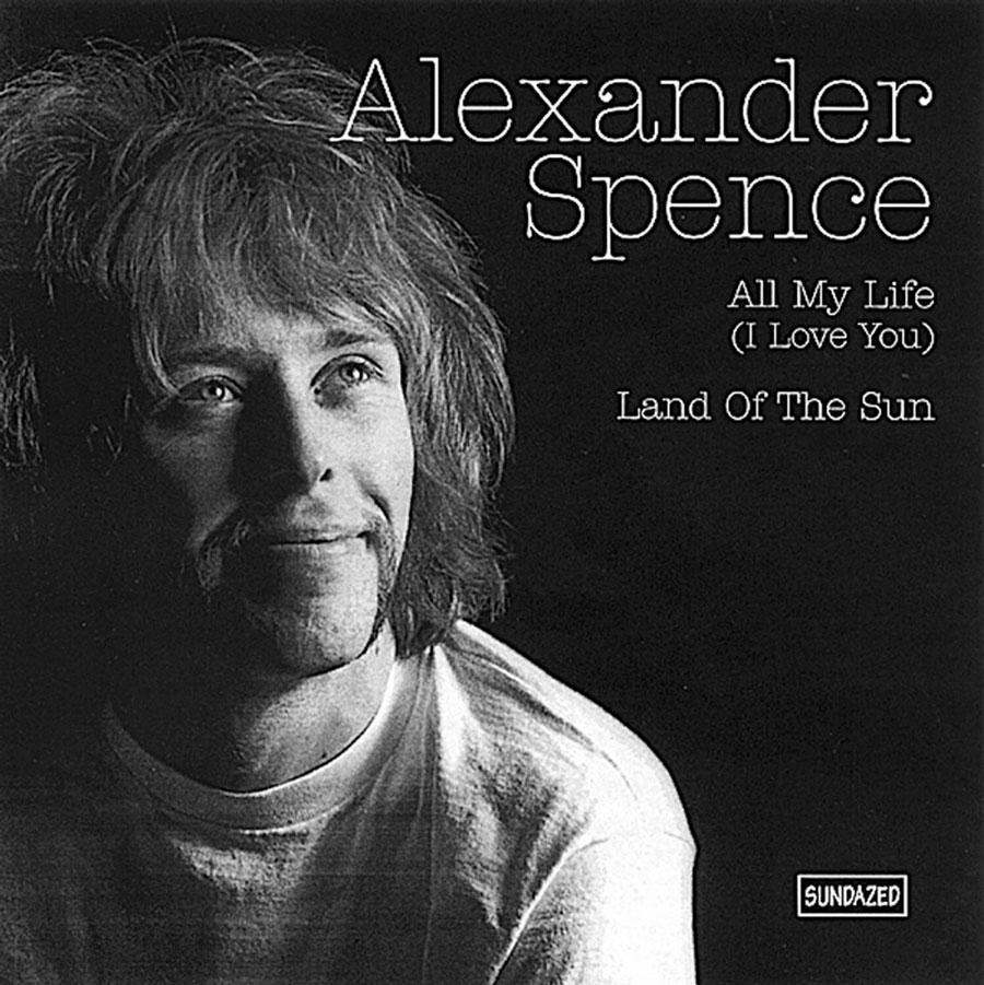 "Spence, Alexander ""Skip"" - All My Life (I Love You) / Land Of the Sun 7"" Single"