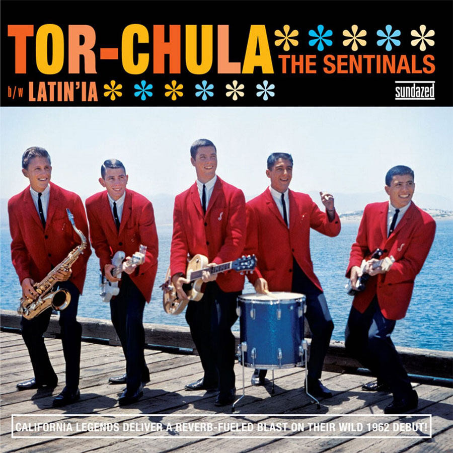"Sentinals, The - Tor-Chula / Latinia 7"" Single"