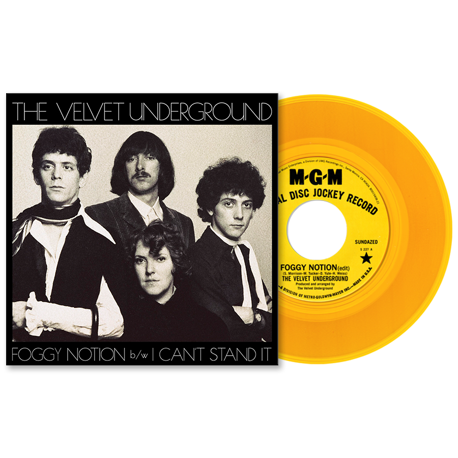 Velvet Underground, The - Foggy Notion / I Cant Stand It