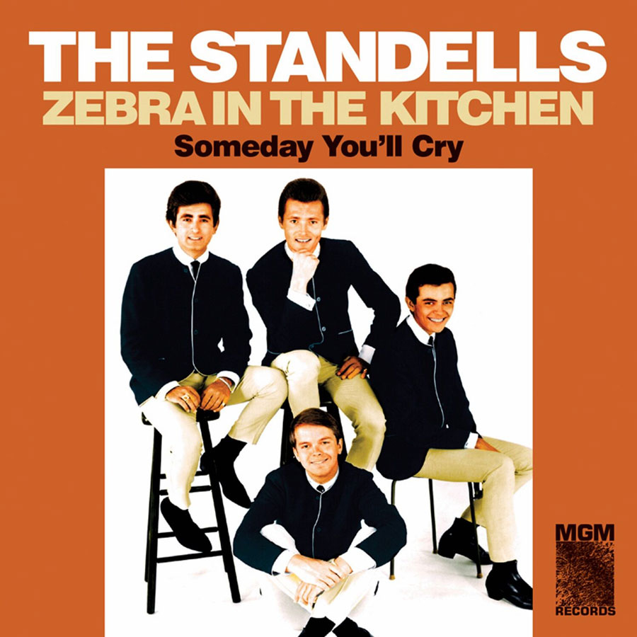 Standells, The - Zebra in the Kitchen/Someday Youll Cry