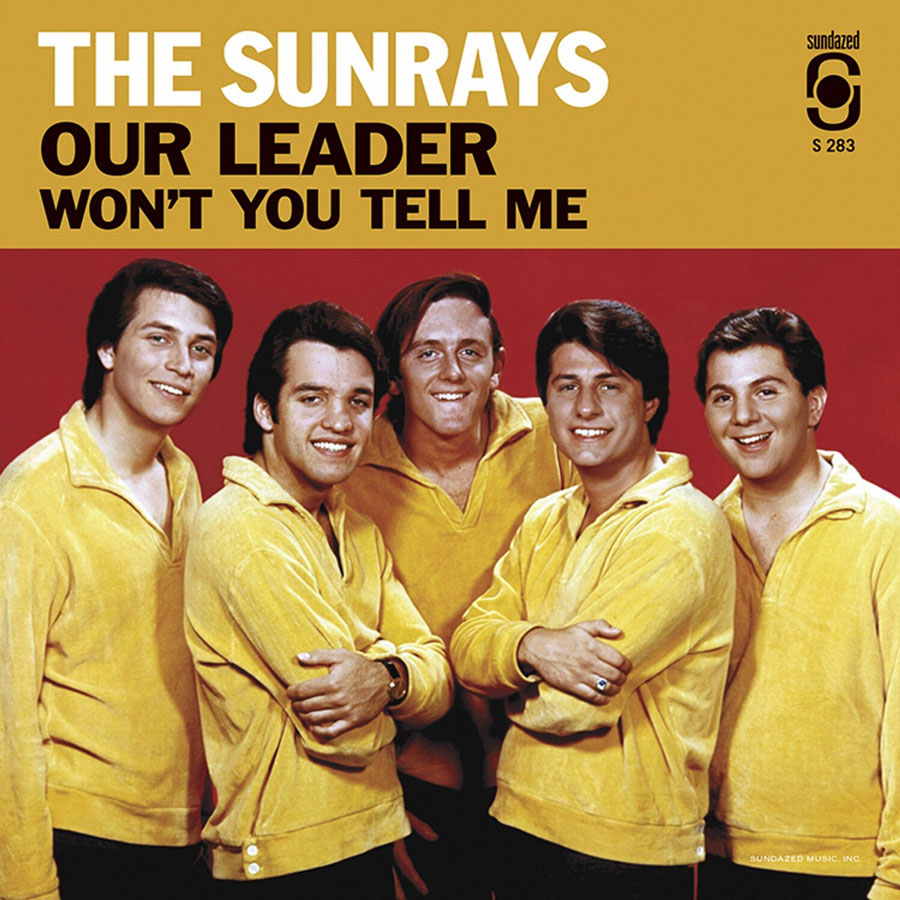 Sunrays, The - Our Leader / Wont You Tell Me