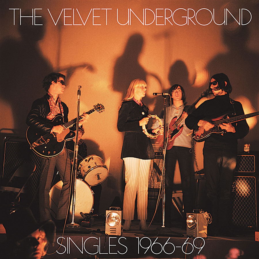 "Velvet Underground, The - Singles 1966-69 7 x 7""  Box Set"