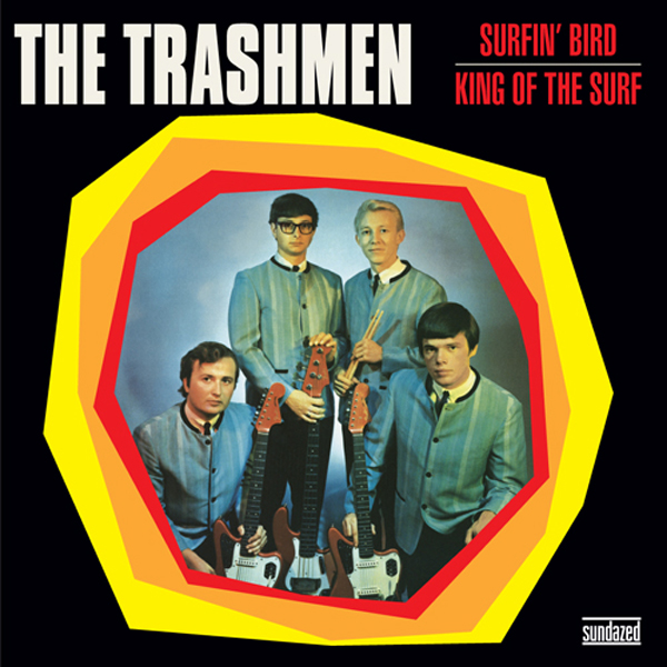 "Trashmen, The - Surfin Bird / King of the Surf 7"" Single"