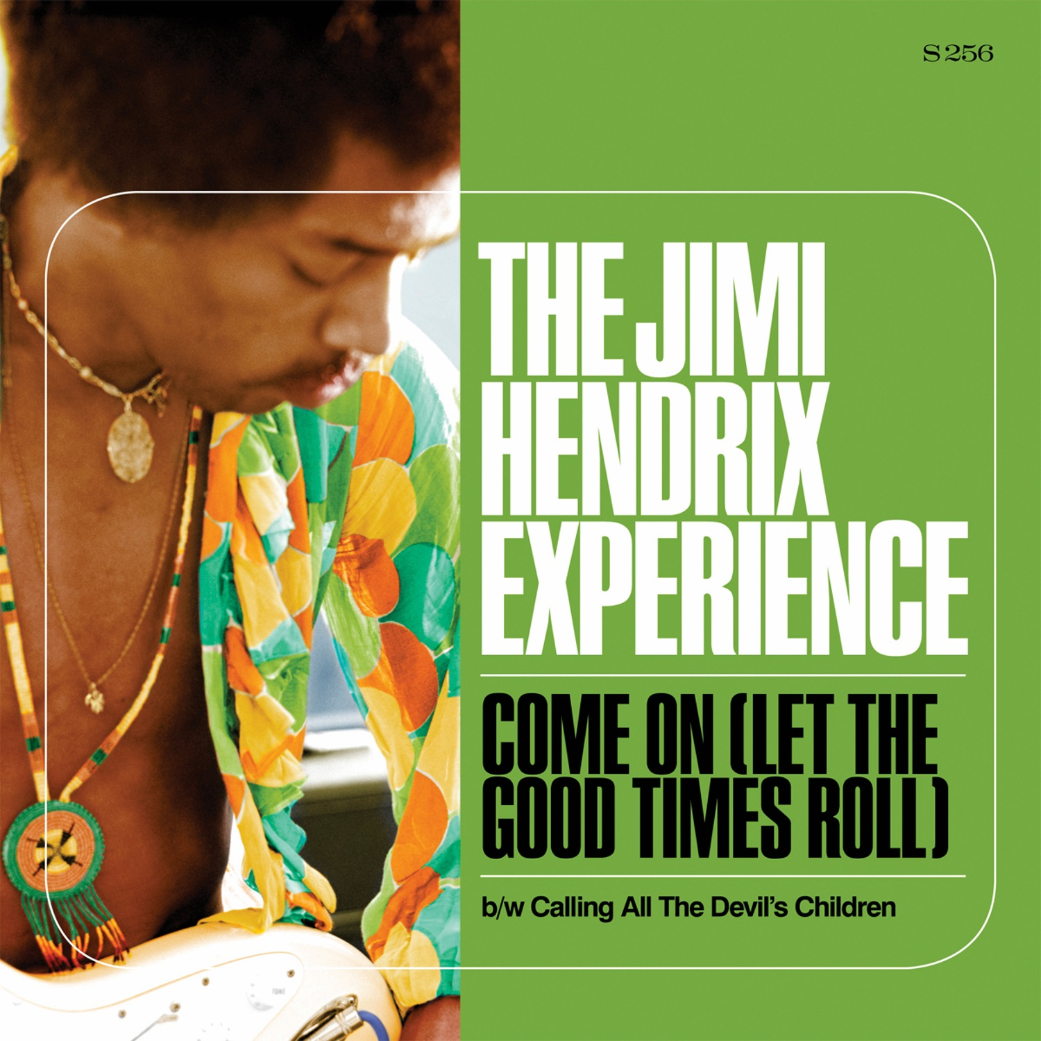 "Hendrix, Jimi - Come On (Let the Good Times Roll) / Calling All the Devil's Children 7"" Single"