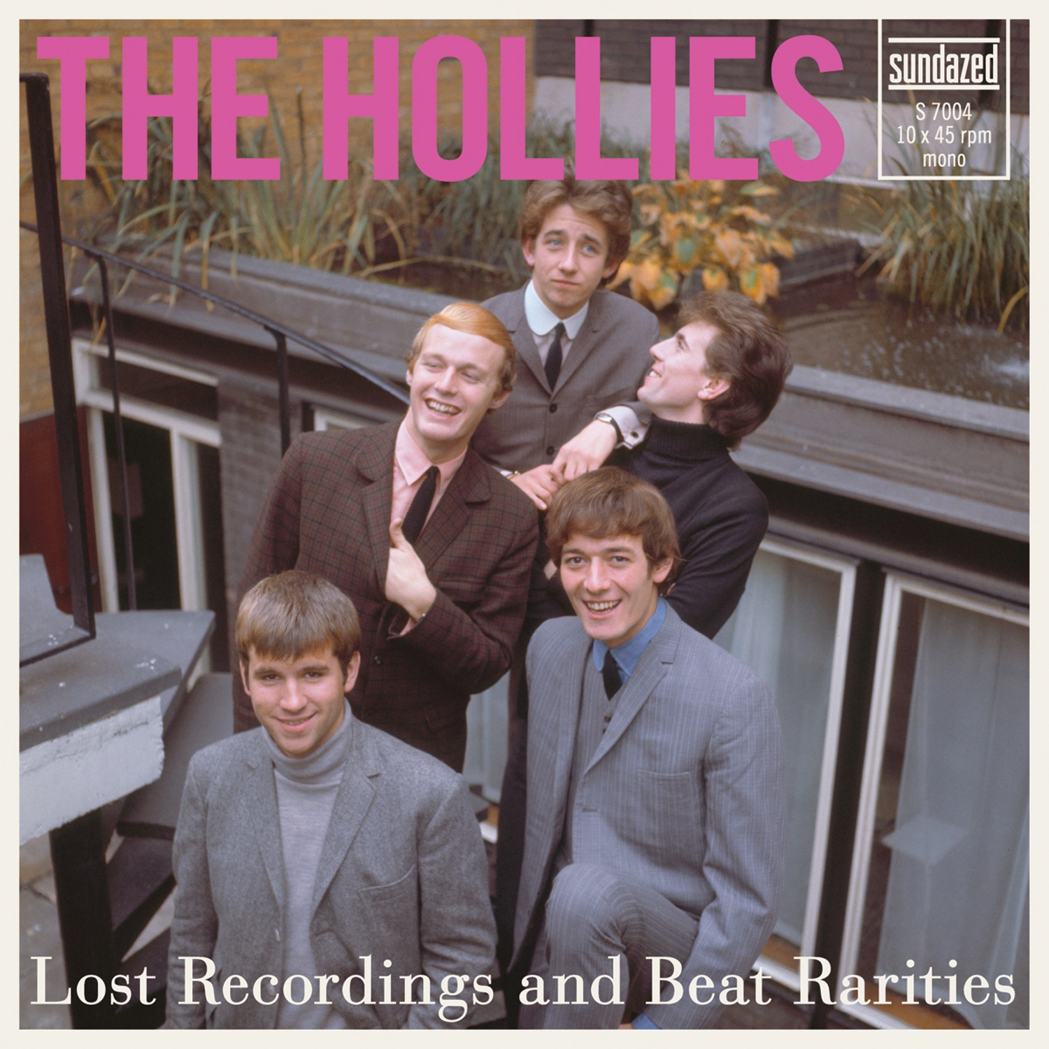 "Hollies, The - Lost Recordings and Beat Rarities 10x7"" Box Set"