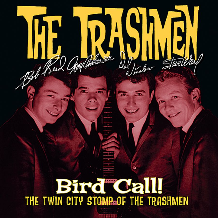Trashmen, The - Bird Call! The Twin City Stomp Of The Trashmen 4-CD Set