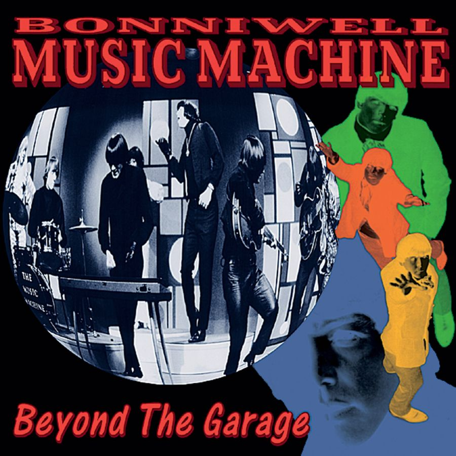 Music Machine, The - Beyond The Garage CD