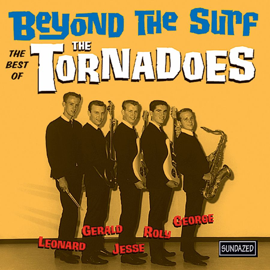 Tornadoes, The - Beyond The Surf: The Best Of The Tornadoes CD