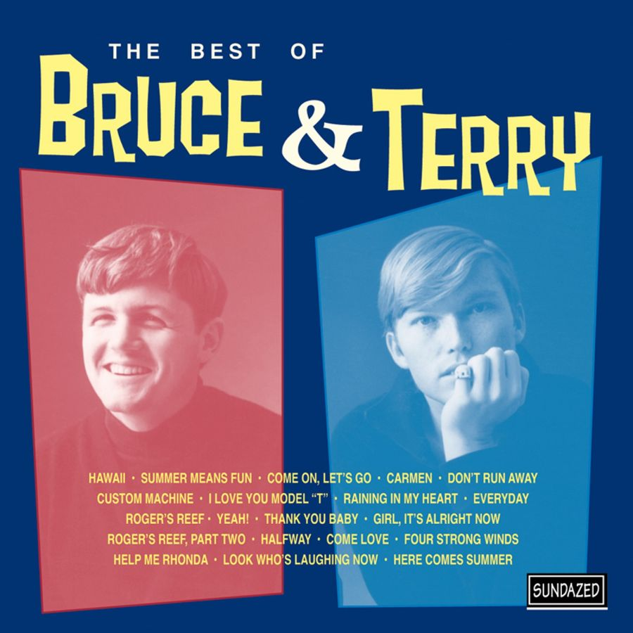Bruce & Terry - The Best of Bruce & Terry - CD