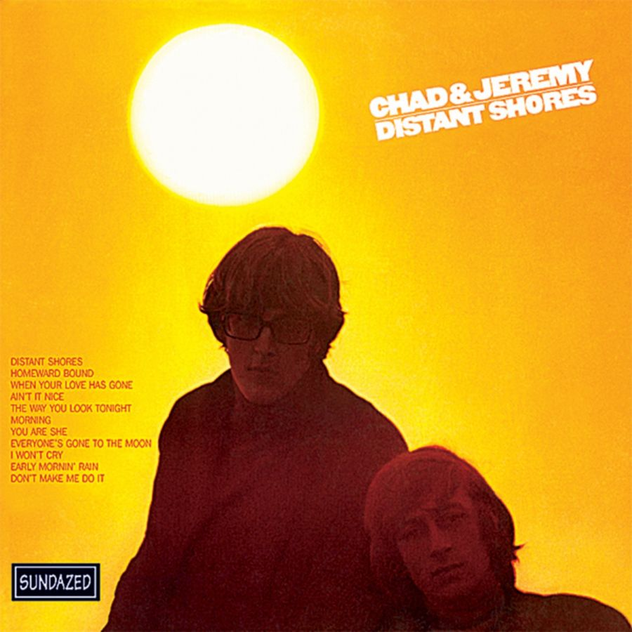 Chad & Jeremy - Distant Shores CD