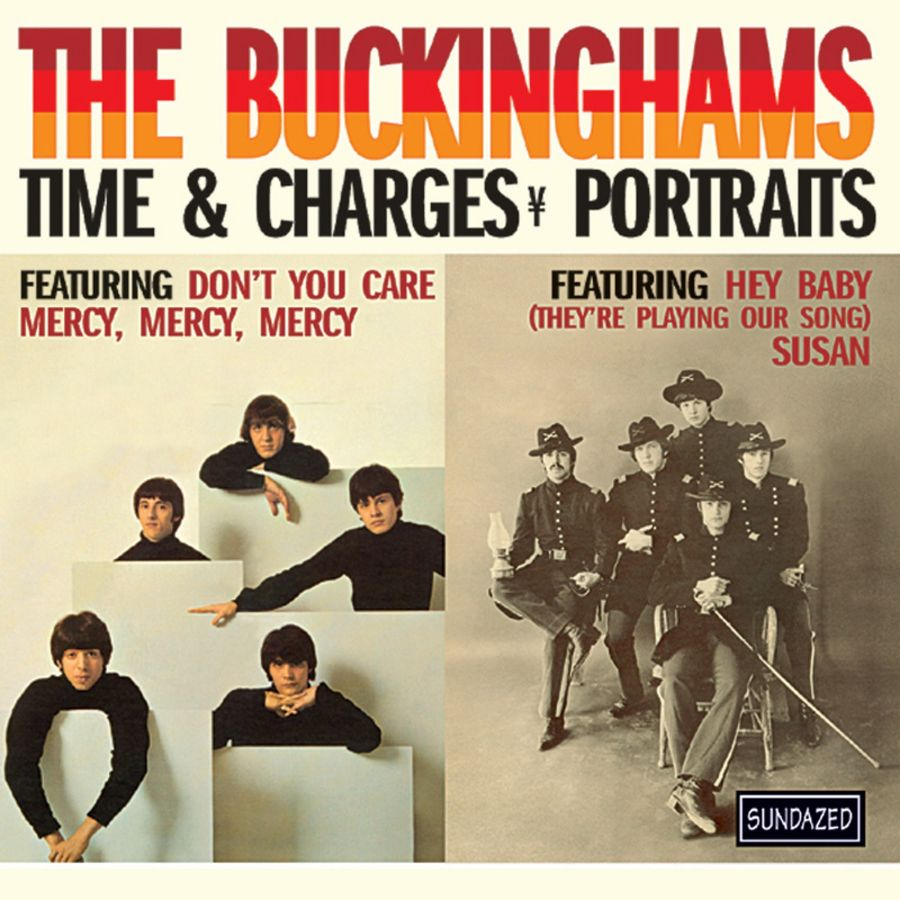 Buckinghams, The - Time & Charges / Portraits