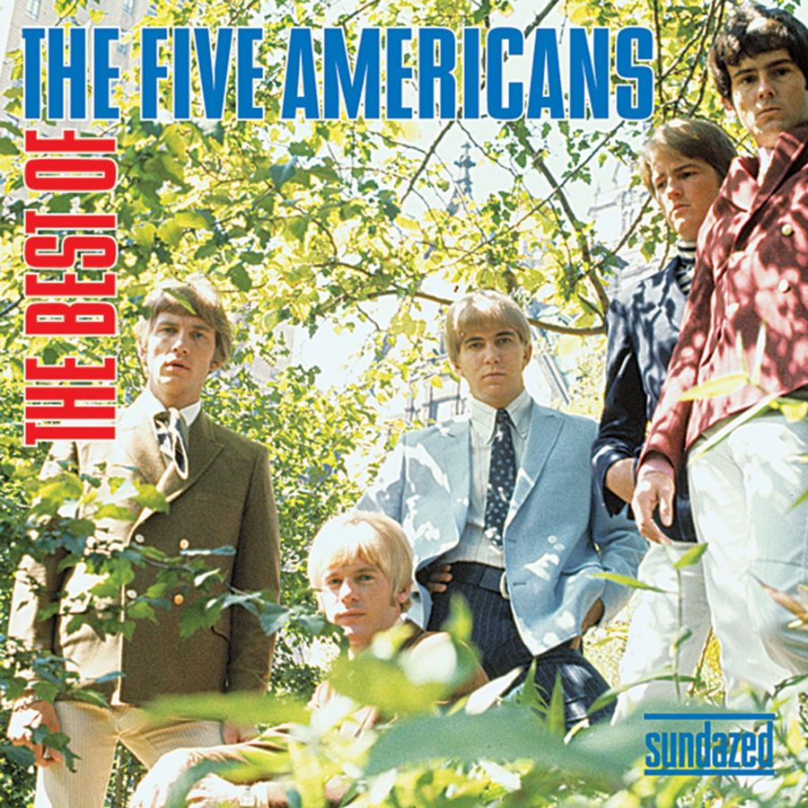Five Americans, The - The Best of the Five Americans CD