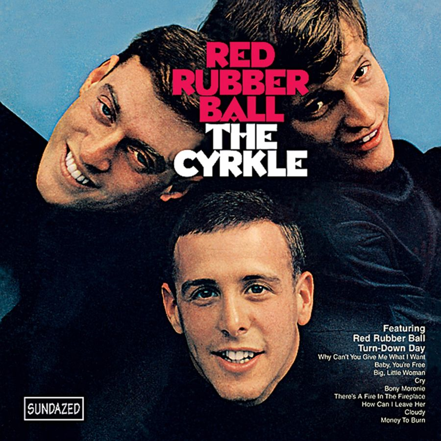 Cyrkle, The - Red Rubber Ball CD