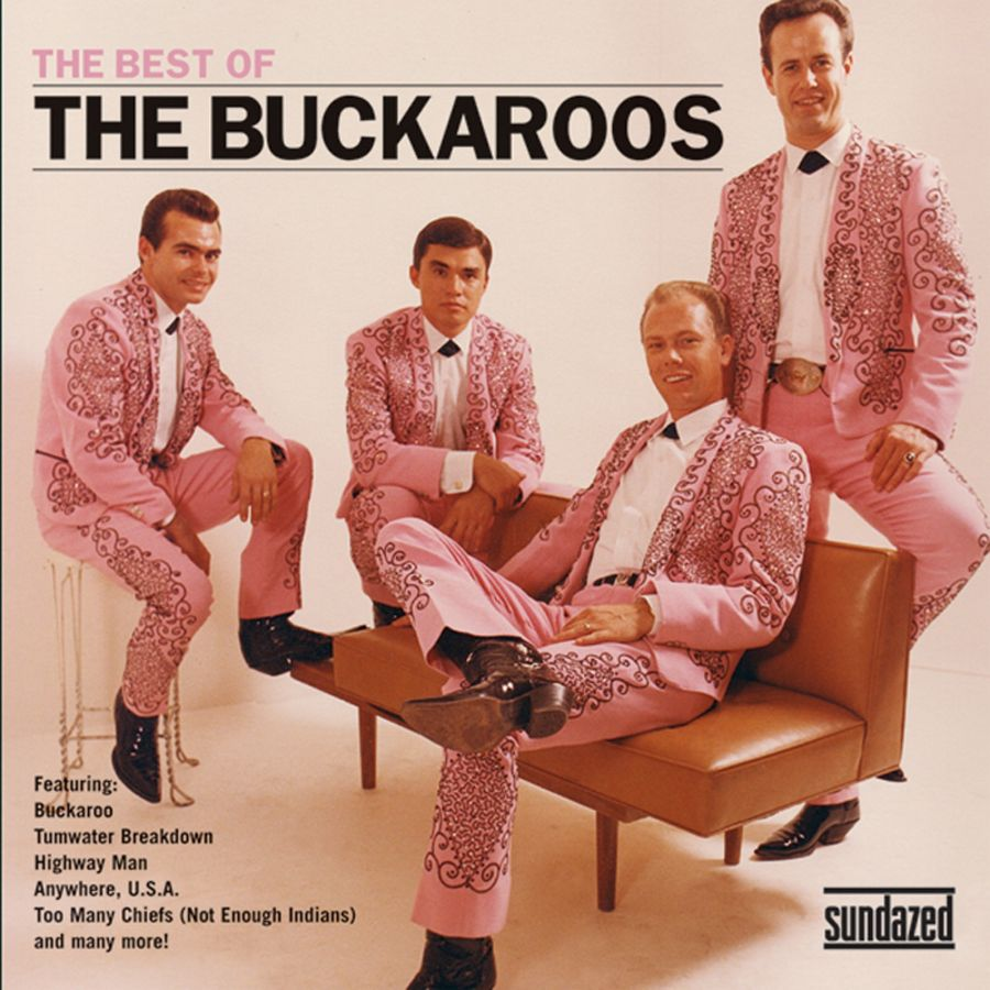 Buckaroos, The - The Best of the Buckaroos CD