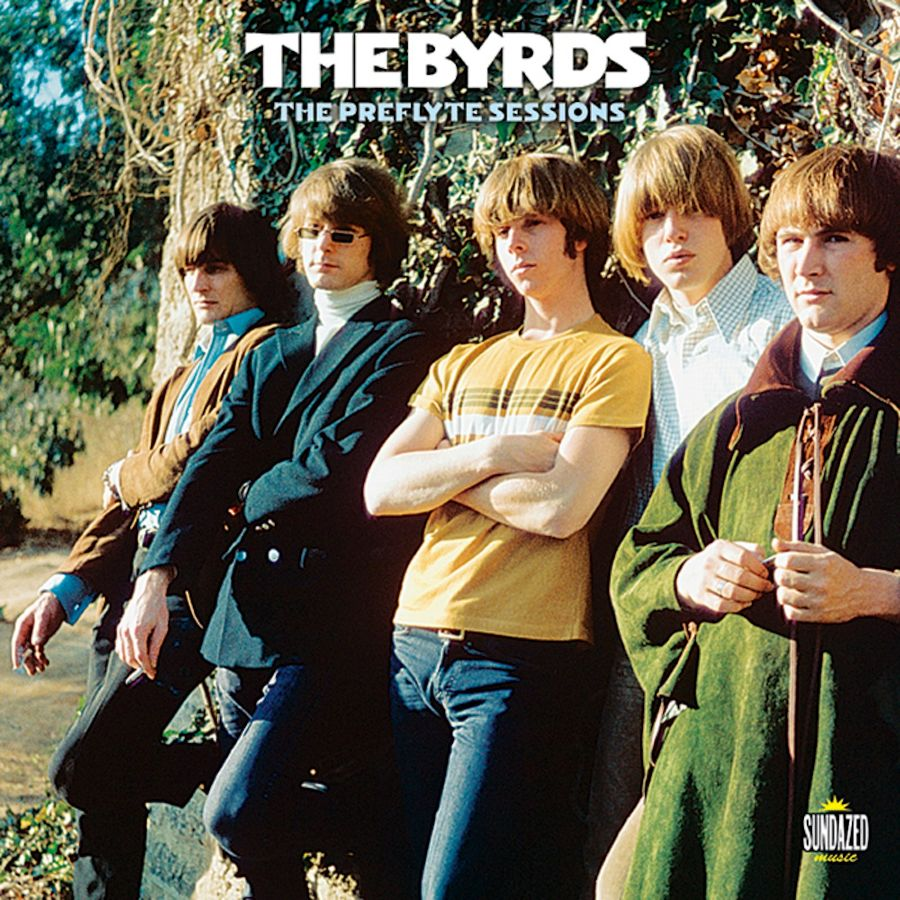 Byrds, The - The Preflyte Sessions 2-CD Set