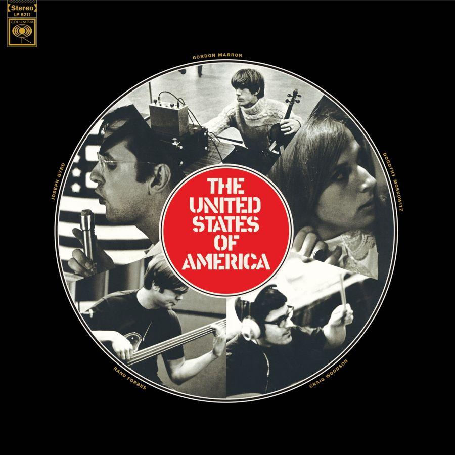 United States of America - United States Of America CD