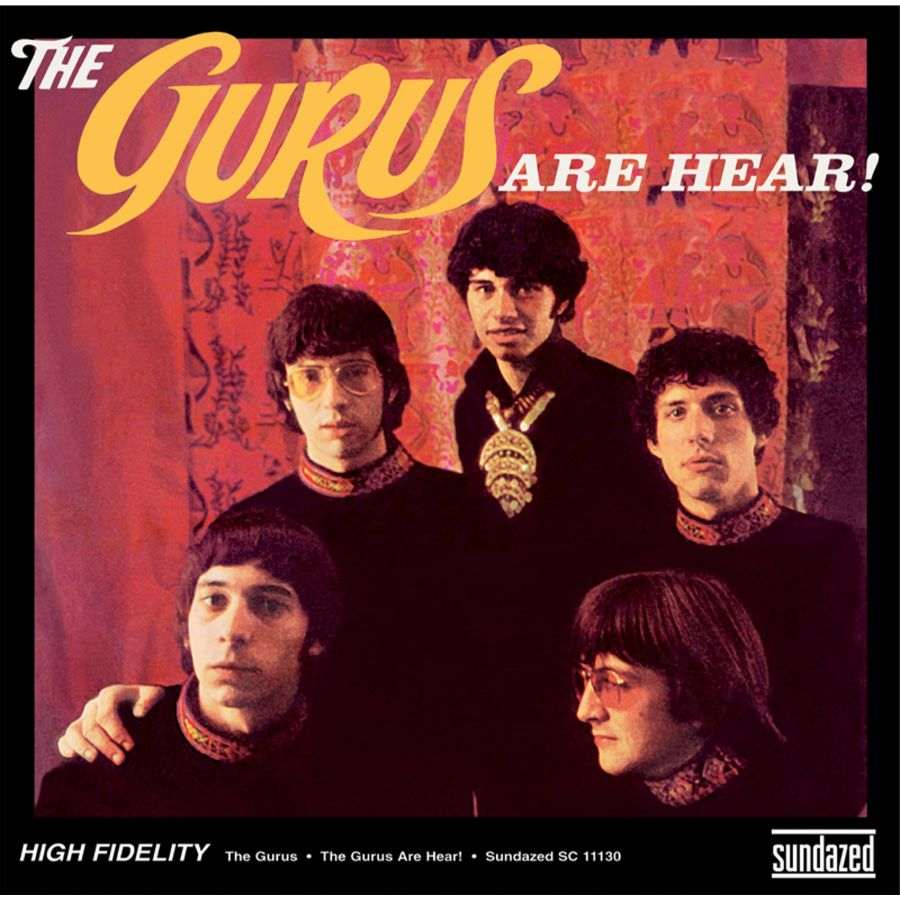 Gurus, The - Are Hear! - CD